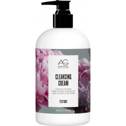 Texture Cleansing Cream Foam Free Hair Wash 12 oz
