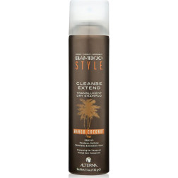 Bamboo Cleanse Extend Translucent Dry Shampoo - Mango Coconut 135g
