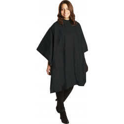 Black Extra-Large All-Purpose Cape BES53XLBKUC