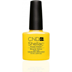 CND - Shellac UV Polish Bicycle Yellow 7.3ml