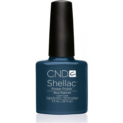 CND - Shellac UV Polish Blue Rapture 7.3ml