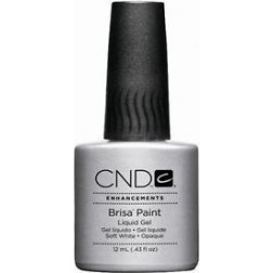 CND - Brisa Paint Soft White - Opaque Sculpting Gel 12ml