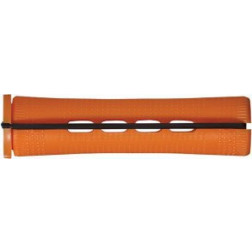 Dannyco Cold Wave Rods Long Orange - Pkg of 12