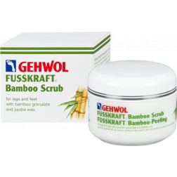 Fusskraft Bamboo Scrub 125ml