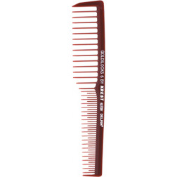 Goldilocks Finishing Comb with Wide-Spaced Teeth