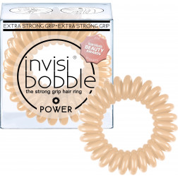 POWER Extra Strong Grip Hair Ring - To be or Nude to Be