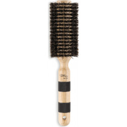 Large Boar Oak Circular Brush