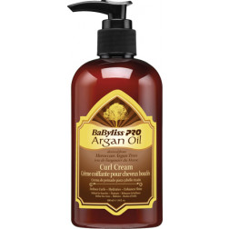 BaByliss Pro Argan Oil Curl Cream 300ml
