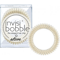 invisibobble SLIM - Stay Gold - Set of 3