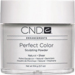 CND - Perfect Color Powder Natural Sheer 104g