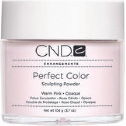 CND - Perfect Color Powder Warm Pink Opaque 104g
