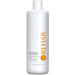 REHAB Stressed Hair Shampoo 750ml