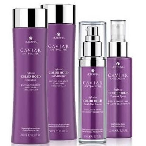 Alterna Haircare Caviar Anti-Aging Infinite Color Hold Collection