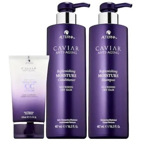 Alterna Haircare Caviar Anti-Aging Replenishing Moisture Collection