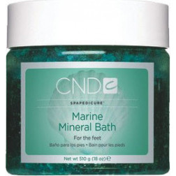 CND - Spapedicure Marine Mineral Bath 510g