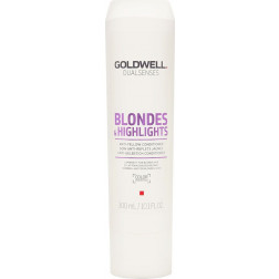 Goldwell - Dualsenses Blondes & Highlights Anti-Yellow Conditioner 300 ml