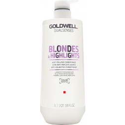 Goldwell - Dualsenses Blondes & Highlights Anti-Yellow Conditioner 1 L
