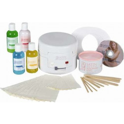 Satin Smooth - Professional Single Warmer Wax Kit #SSW12CKIT