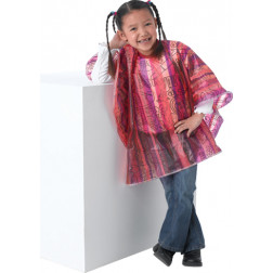 Le Pro - All-Purpose Kiddie Cape 52-GIRL