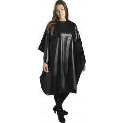 Le Pro - Metallic Black Extra-Large All-Purpose Cape 53-METC