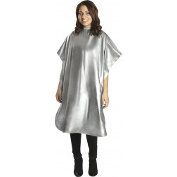 Le Pro - Silver All-Purpose Vinyl Waterproof Cape