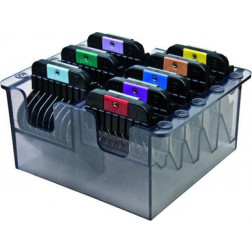 Wahl Professional - Universal Stainless Steel Colour Coded Guides #53154