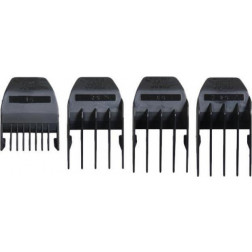Wahl Professional - Black Peanut Guides - Set of 4 #53163