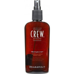 American Crew - Medium Hold Spray Gel 250 ml