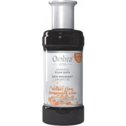 Ombra - Aromatic Foam Bath Ginger Lime - 500ml