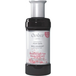 Ombra - Aromatic Foam Bath Rose Green Tea - 500ml