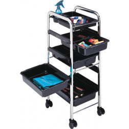Dannyco - Chrome Frame Trolley #868C