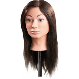 Dannyco - Female Mannequin with Synthetic Hair #927-SYN-BRC