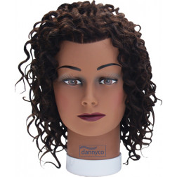 Dannyco - Curly Hair Mannequin #AFRO-CURLC