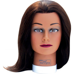 Dannyco - Smooth Hair Mannequin #AFRO-STRC