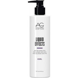 AG Hair - Liquid Effects Extra-Firm Styling Lotion 8oz