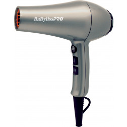 BaByliss Pro - Professional Ionic Ceramic Hair Dryer with Built-In Ion Generator #BAB5586C
