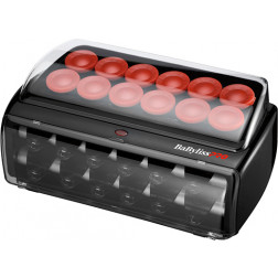 BaByliss Pro - Ceramic 12-Piece Jumbo Hot Rollers Hairsetter #BABHS33C