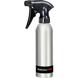 BaByliss Pro - Brushed Aluminum Spray Bottle 300ml