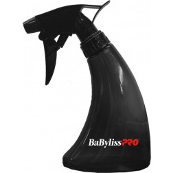BaByliss Pro - Spray Bottle Black with Adjustable Nozzle 290ml