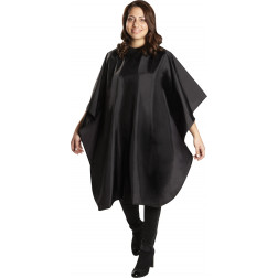 BaByliss Pro - Black Cutting Cape #BES360BKUCC