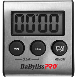 BaByliss Pro - Digital Countdown Timer