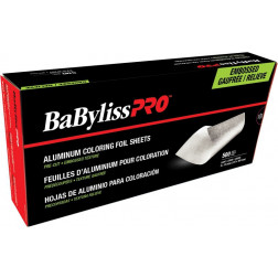 "BaByliss Pro - Rough Texture Pre-Cut Foil Sheets Light 5"" x 12"""