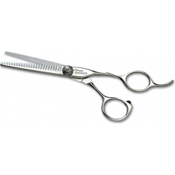 "Dannyco - *SPECIAL ORDER* 5-1/2"" Offset 24 Teeth Texturizing Scissors #BLEND-55NC"