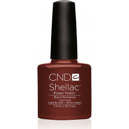 CND - Shellac UV Polish Burnt Romance 7.3ml