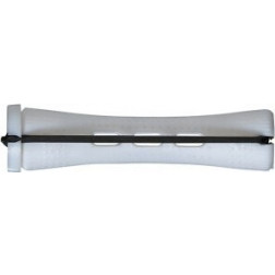 BaByliss Pro - Cold Wave Rods Short White - Pkg of 12