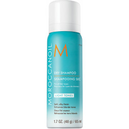 Moroccanoil - Dry Shampoo Light Tones 65ml