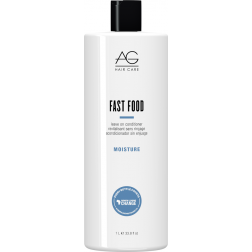 AG Hair - Fast Food Leave On Conditioner Litre