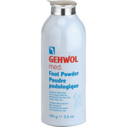 Gehwol - Med Foot Powder 100g