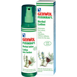 Gehwol - Fusskraft Herbal Lotion (Spray) 150ml