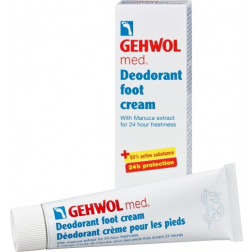 Gehwol - Med Deodorant Foot Cream 75ml